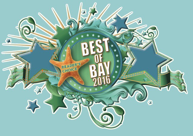 Voted Best of Bay 2016