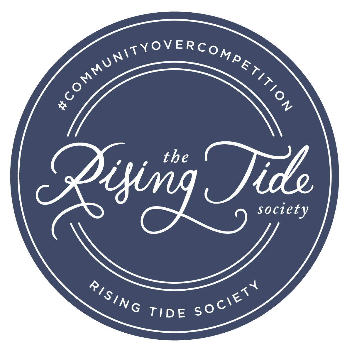 Featured on The Rising Tide Society
